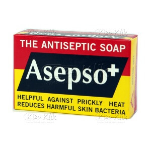 JUAL ASEPSO SOAP 85G