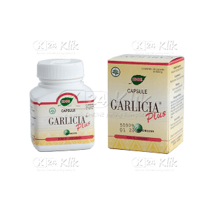 JUAL GARLICIA PLUS 30'S BTL