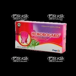 JUAL HEMOROGARD CAP