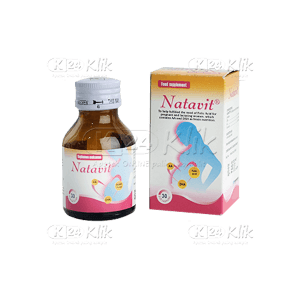 Apotek Online - NATAVIT TAB 30'S/BTL