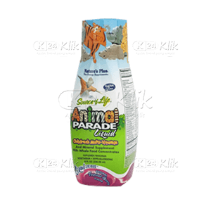 JUAL NATURE'S PLUS ANIMAL PARADE LIQUID