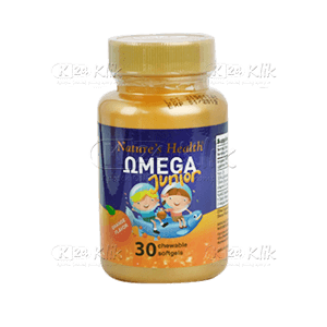 JUAL NATURE HEALTH OMEGA JUNIOR 30'S