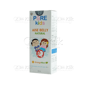 JUAL PUREKIDS AISE BELLY NAT 60ML
