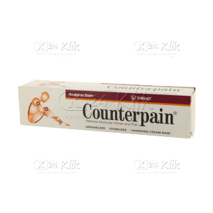 COUNTERPAIN CR 60G