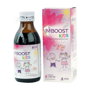 JUAL IMBOOST KIDS SYR 120ML