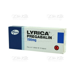 JUAL LYRICA 150MG TAB