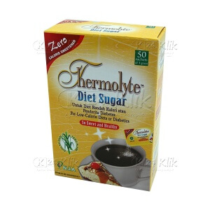 Apotek Online - THERMOLYTE DIET SUGAR 50S