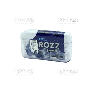 JUAL FROZZ ORIG MINT (BIRU TUA)