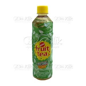 JUAL FRUIT TEA 500ML GUAVA