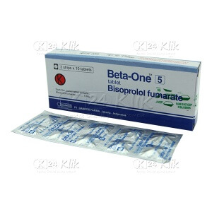 JUAL BETA ONE 5MG TAB