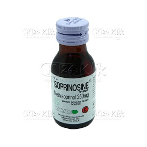 JUAL ISOPRINOSINE 60ML SYR 250MG/5ML