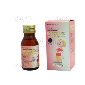 JUAL INTERZINC SYR 60ML