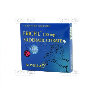Apotek Online - ERICFIL 100MG TAB