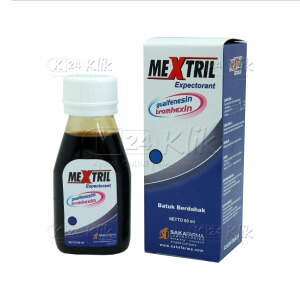 JUAL MEXTRIL EXPECTORANT SYR 60ML