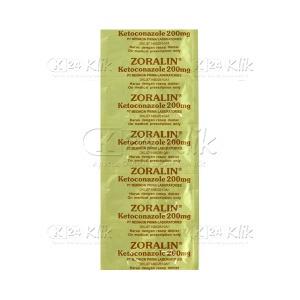 Apotek Online - ZORALIN 200MG TAB