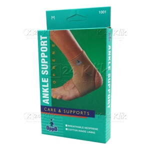 Apotek Online - OPPO ANKLE SUPPORT 1001 M