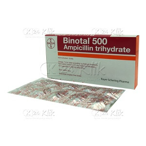 Apotek Online - BINOTAL 500MG