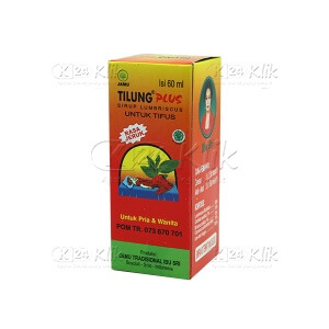 JUAL TILUNG SYRUP 60ML