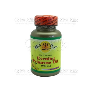 Apotek Online - SEA QUILL EVENING PRIMROSE OIL 1000MG TAB 50S