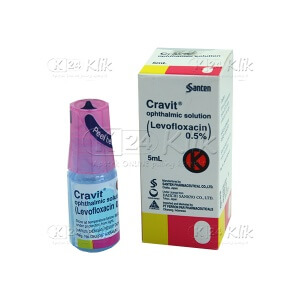 JUAL CRAVIT 0,5% EYE DROP 5ML