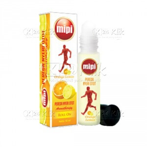 JUAL MIPI ROLL ON ART ORANGE LEMON 10ML