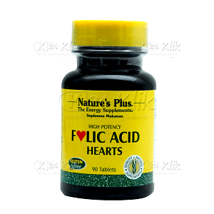 Apotek Online - NATURE PLUS FOLIC ACID CAP 90S