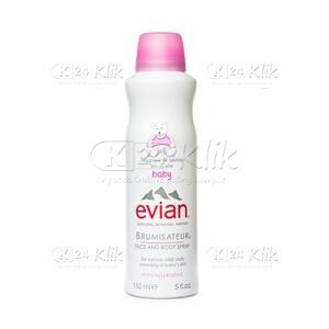 JUAL EVIAN BABY SPRAY 150ML