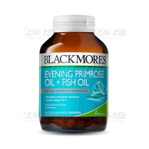 Apotek Online - BLACKMORES EVENING PRIMROSE OIL 500 TAB 100S BTL