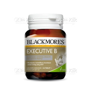 Apotek Online - BLACKMORES EXECUTIVE B TAB 62S BTL