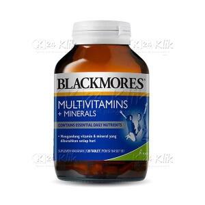 Apotek Online - BLACKMORES MULTIVITAMIN DAN MINERALS TAB 120S BTL