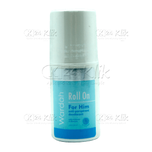 JUAL WARDAH ROLL ON FOR HIM 60ML