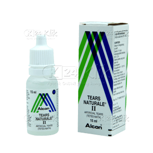 TEARS NAT II 15ML EYE DROP