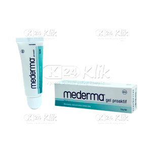 JUAL MEDERMA GEL 20G