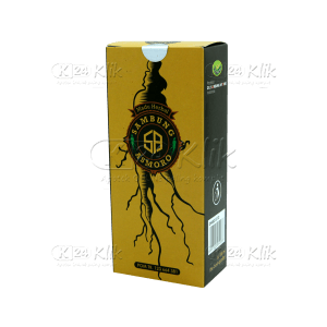 JUAL MADU HERBAL SAMBUNG ASMORO 100ML
