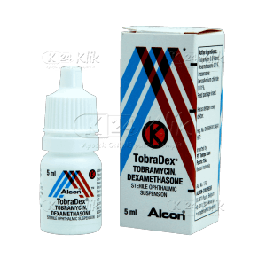 TOBRADEX 5 ML EYE DROP
