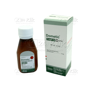 JUAL DOMETIC SIRUP 60ML