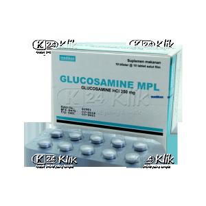 JUAL GLUCOSAMINE MPL MEDIKON 250MG TAB