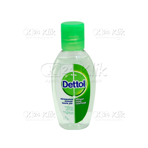 JUAL DETTOL HAND SANITIZER 50ML