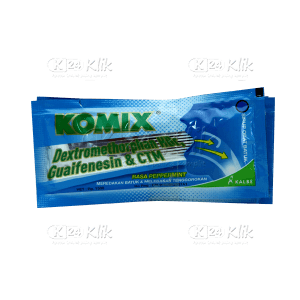 JUAL KOMIX G-FORM PEPPERMINT 30S