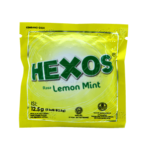 JUAL HEXOS LEMON MINT
