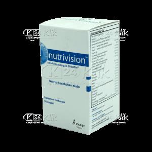 Apotek Online - NUTRIVISION 30S