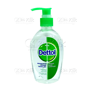 JUAL DETTOL HAND SANITIZER 200 ML