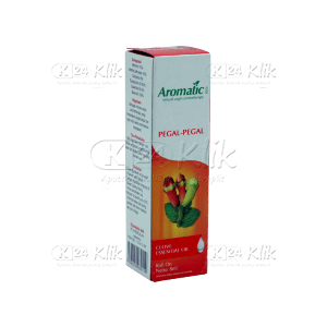 JUAL AROMATIC 1001 CLOVE ESSENTIAL OIL 8ML