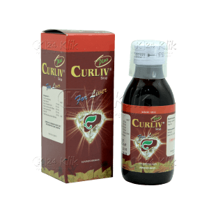 JUAL CURLIV PLUS SYR 120ML