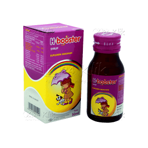 JUAL H-BOOSTER SYR 50ML