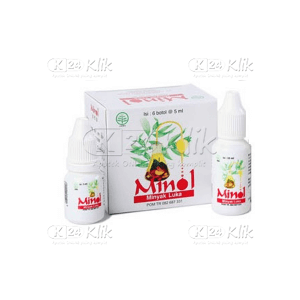 Apotek Online - MINOL DROP 5ML