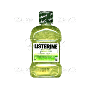 JUAL LISTERINE NATURAL GREEN TEA 80ML