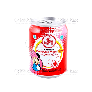JUAL LARUTAN K3 ANAK STRAWBERY 250ML