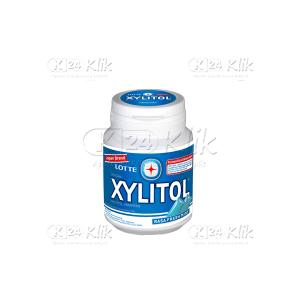 JUAL XYLITOL FRESH MINT 20'S/BOTOL
