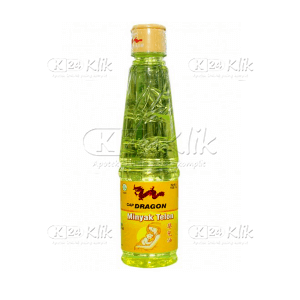 Apotek Online - DRAGON MINYAK TELON 100ML